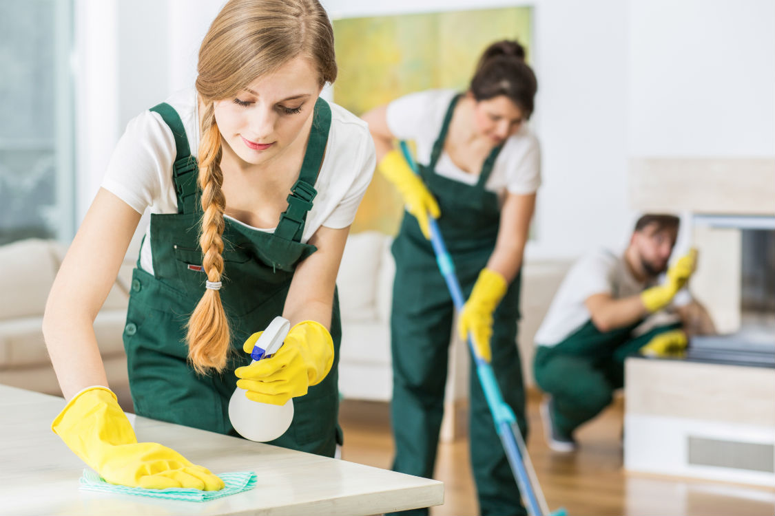 are house cleaning services worth it